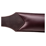 Nubuck Leather Padded Paddle