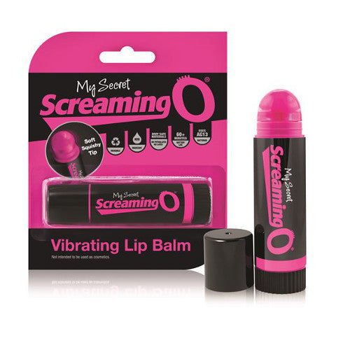 Screaming O - Vibrating Lip Balm