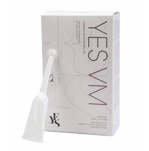 YES Vaginal Moisturising Gel - 6 x 5ml