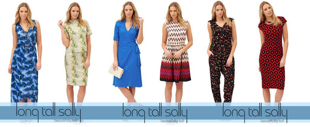 Tall Length Clothing Dresses for Tall Women Long Tall