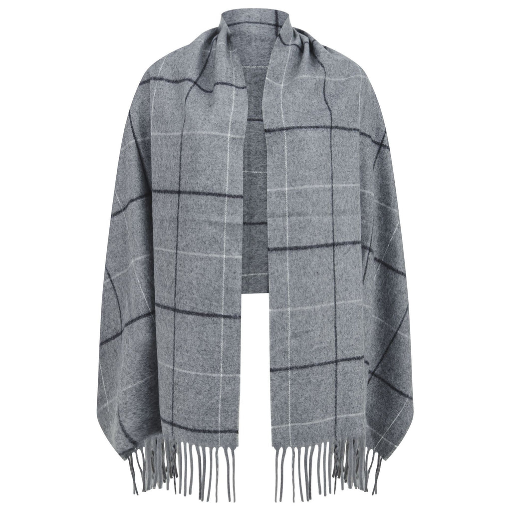 East Village Rio Scarf -  grey