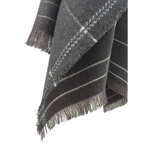 East Village Savannah Scarf -  grey