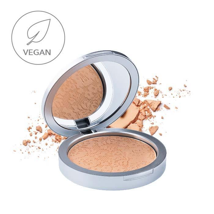 Natural Velvet Mineral Foundation - Honey