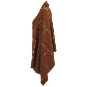 East Village Belize Scarf -  camel