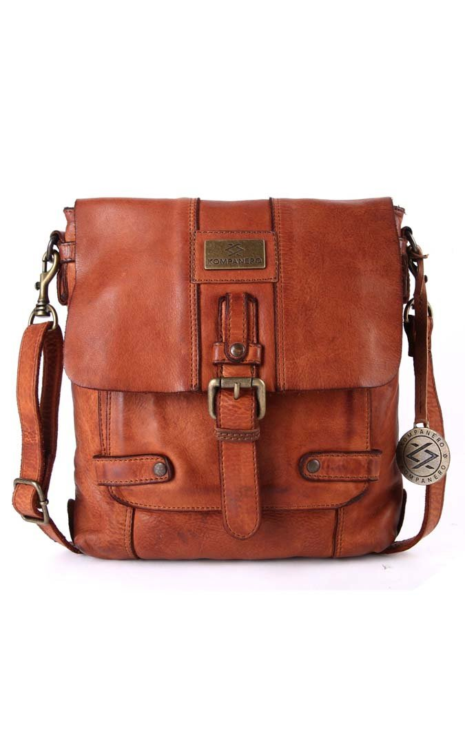 East Village Adam Messenger Bag