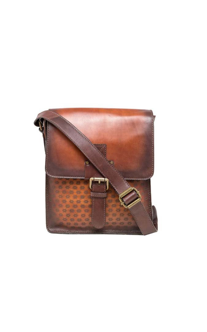 East Village Jackson Messenger Bag