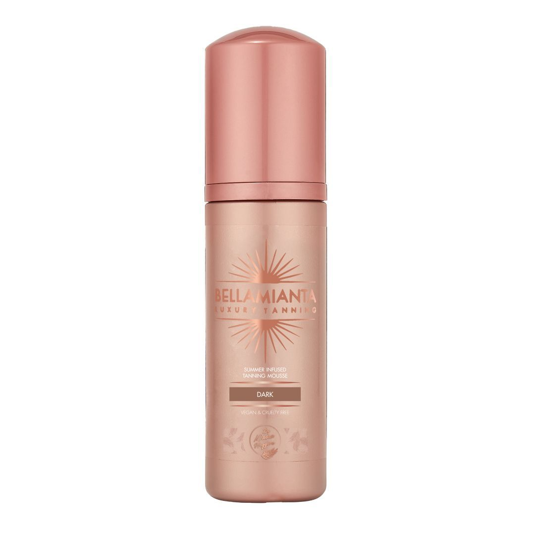Bellamianta by Maura Higgins Dark Tanning Mousse