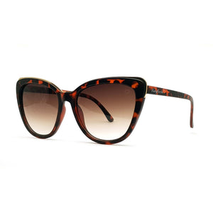 'Roseanne' Cateye Sunglasses In Tort