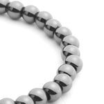 Load image into Gallery viewer, Hematite Semi-Precious Stone Bracelet