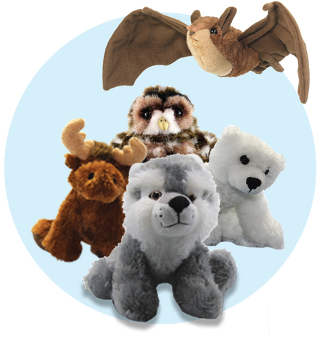 animal plushies <span class='lang lang1 inline-block'> animaux en peluche
