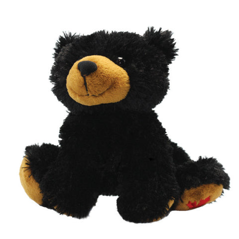 Black Bear Adoption Kit|Trousse d'adoption – ours noir