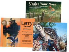 Canadian Wildlife Children's Book Bundle