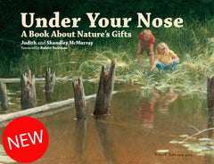 Under your Nose - Children's Book|Livre pour enfants « Under your Nose »