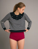 Ruff Jumper (Cropped Fit) - 5 colours