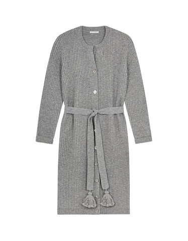 Long Jag Stitch Cardigan - 3 colours
