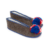 NEW Pom Pom Slippers - 5 colours
