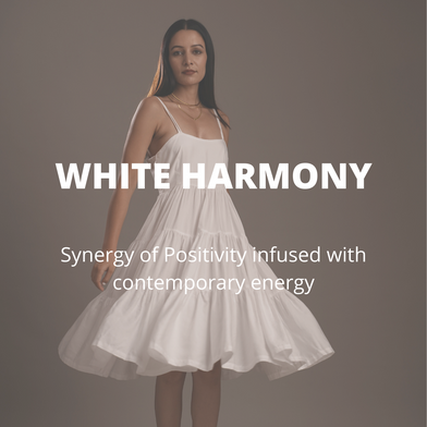 WHITE HARMONY - FOR THE LOVE OF WHITE