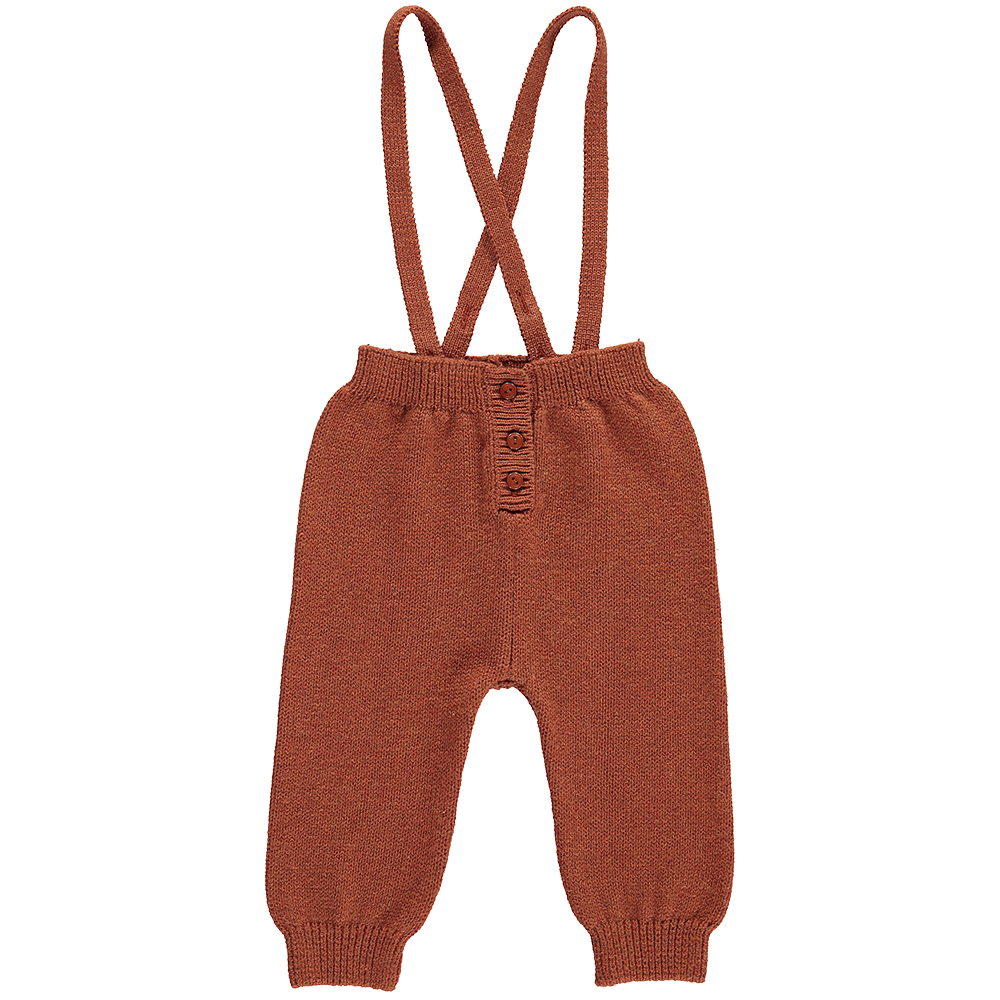 Jaye Knitted Dungarees