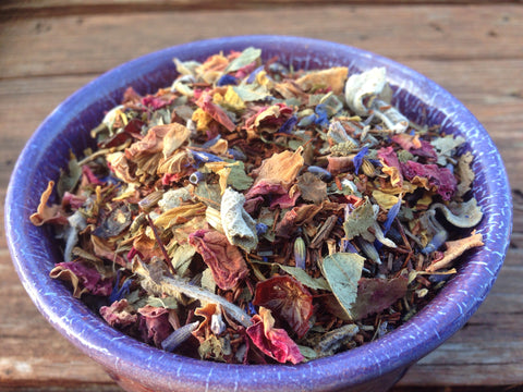 "Rooibos "" Lady In Red """