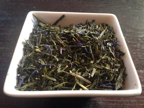 Green Tea Sencha Earl Grey