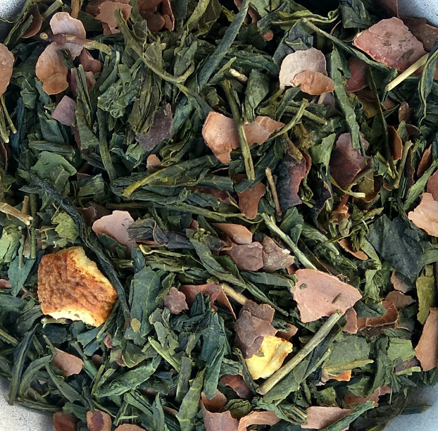 "Green Tea ""Pinokio"""
