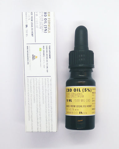 Organic CBD Oil by ALTA SIERRA