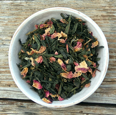 "Green Tea ""Rose"""