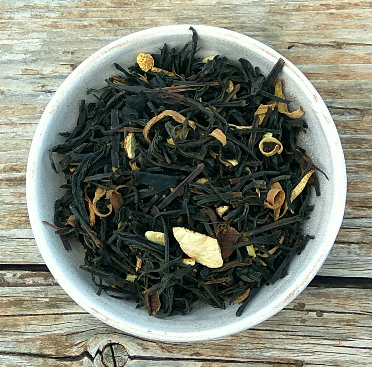 "Black Tea ""Orange Is The New Black"""