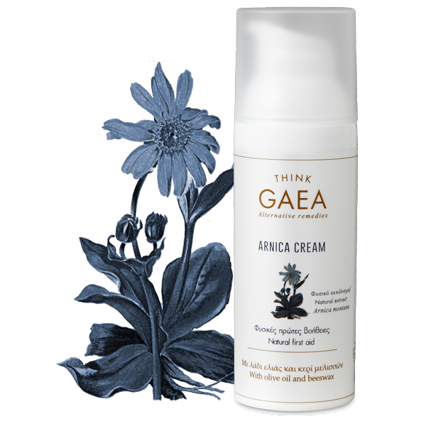Arnica Cream by THINK GAEA (50ml)