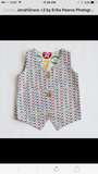 Soda Pop Reversible Vest