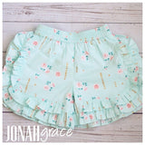 Ella Joy Ruffled shorts