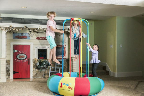 Game Ideas for Your Kids' Jumping Toy