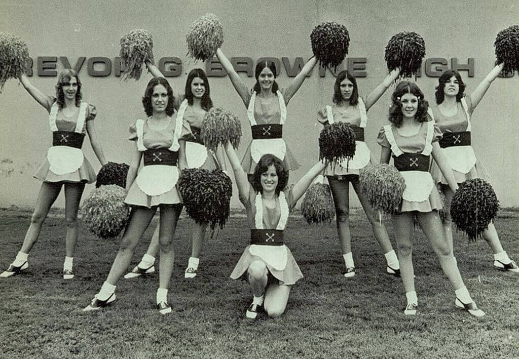 SQN | The History of Cheerleading Apparel
