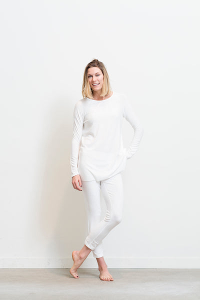 comfy legging, white legging, ivory legging, loungewear, sweater legging
