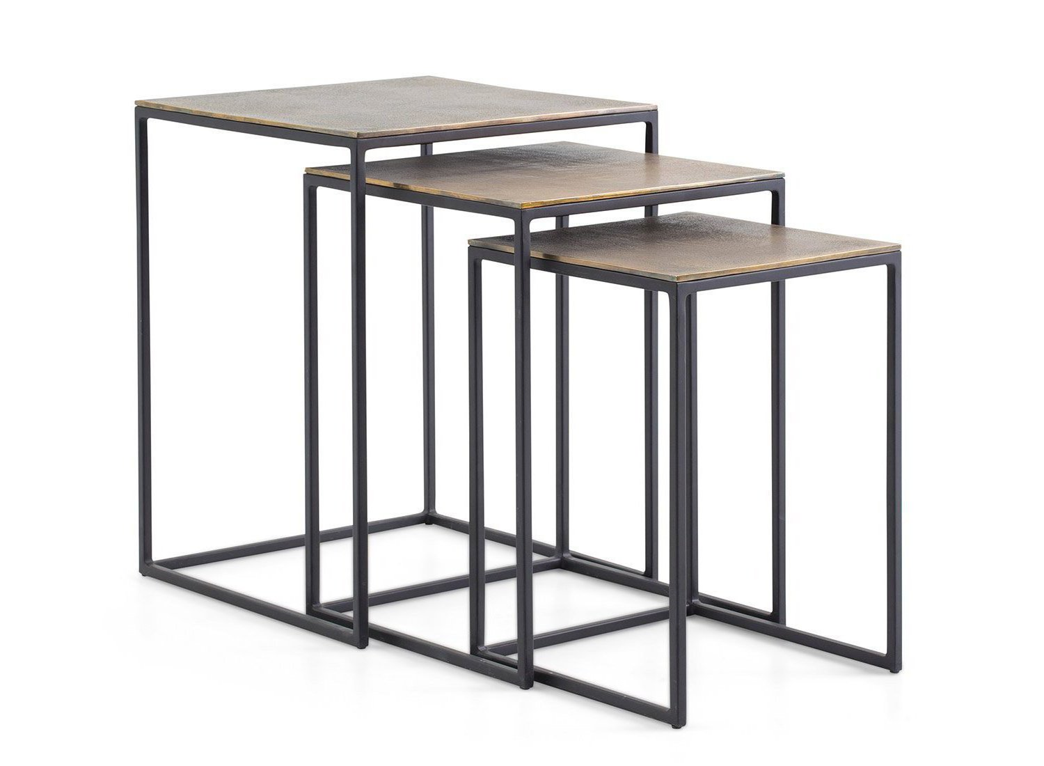 Set Of 3 Side Table Dello