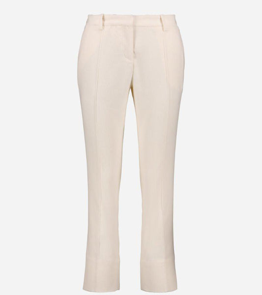 <b>Vanessa Bruno</b><br />Velvet Pinstriped Jame Trousers