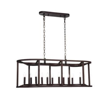 Chandelier Andersson Rectangular