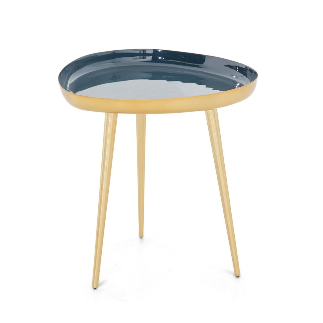 Side Table Tousy Blue M