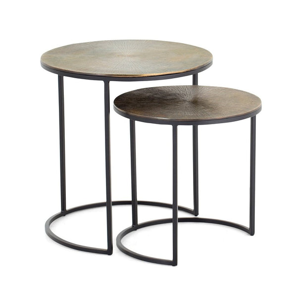 Set Of 2 Side Tables Miri
