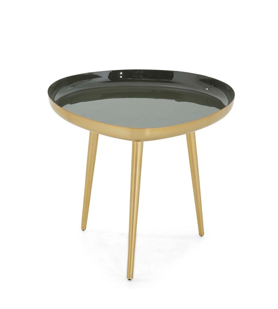 Side Table Tousy Green S