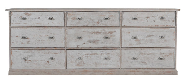 Chest Of Drawers Larsson 9 Drawers