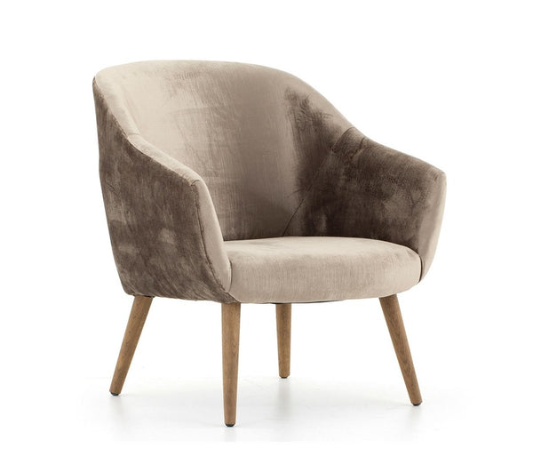 Armchair Lentilly Natural