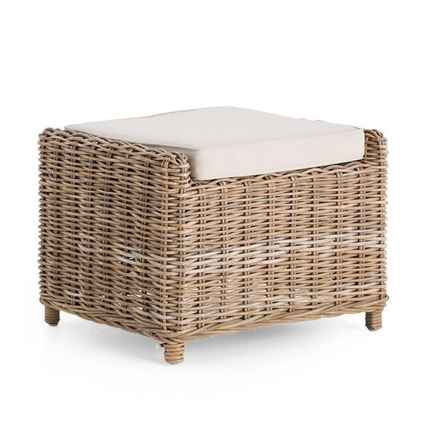Footstool Dunes With Cushion