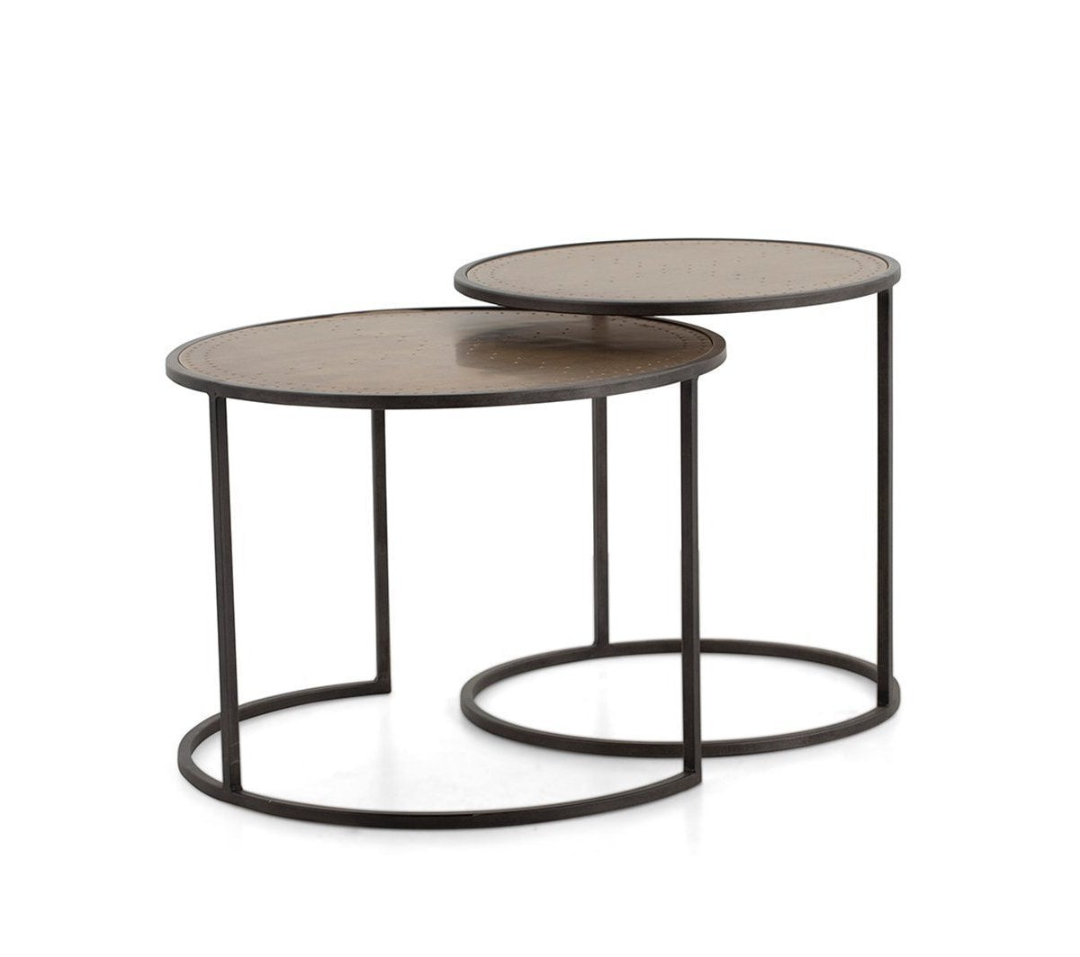 Set Of 2 Side Table Illi