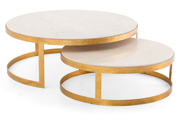 Set Of 2 Side Tables Frede