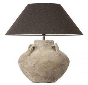 Connato Juglamp Grey Calcic (With Shade)