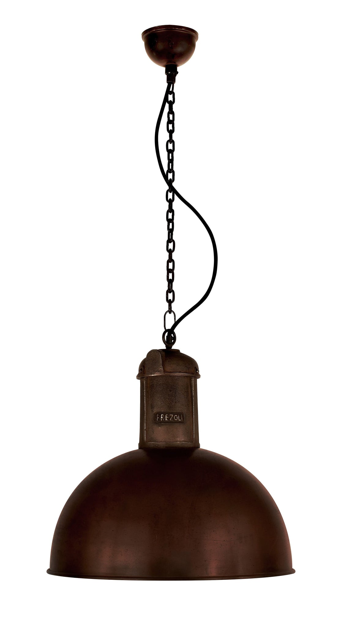 Soll hanging lamp chain br. diameter shade 50cm