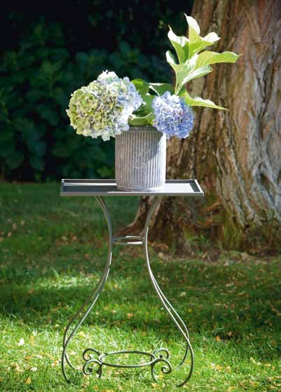Aurora table-pot stand