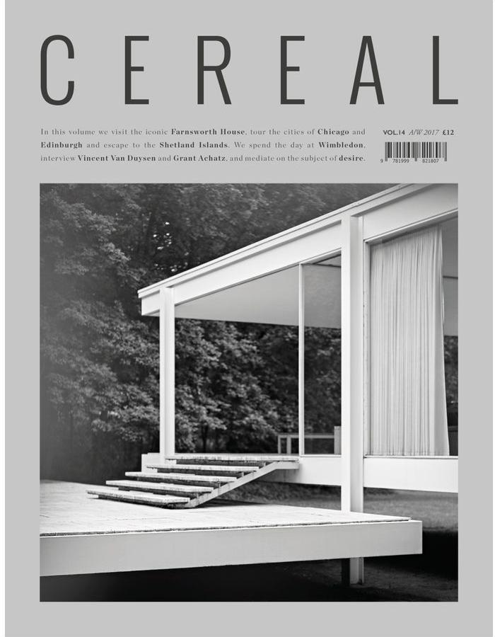 Cereal Magazine - Vol. 14