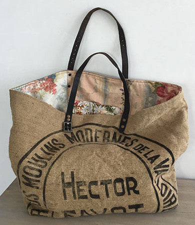 French Cabas - Large - Hector